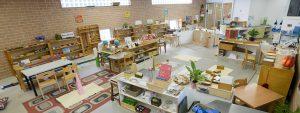 Montessori Early Years Environment