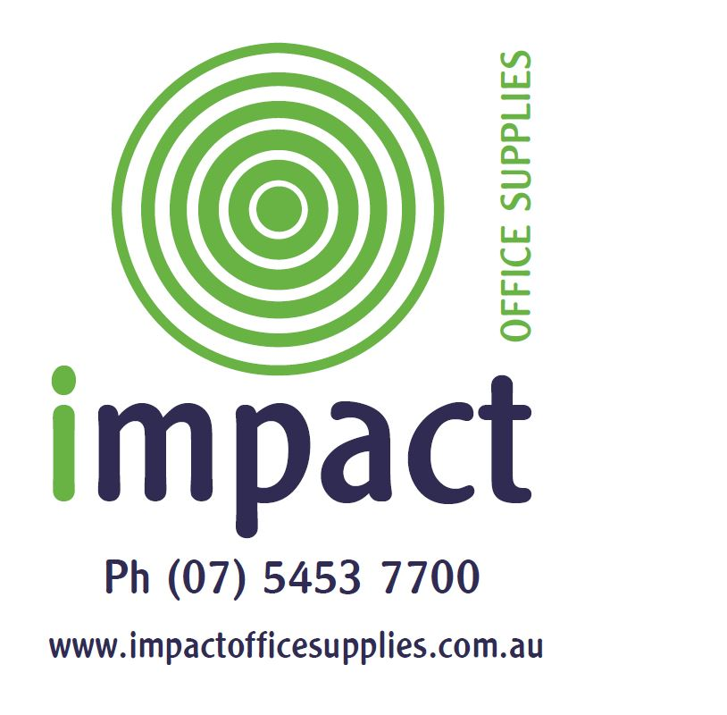 Impact Office Supplies Logo